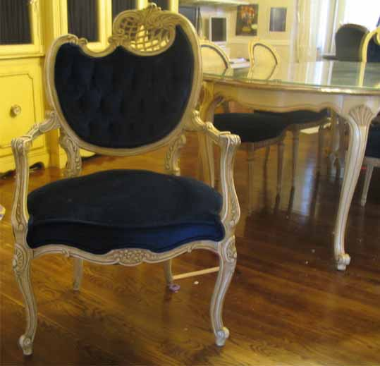 Dining Room Sets Nj: For Auction! Superb Hellam Dining Room Set, NJ, Great For