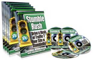 StumbleRush Goodies